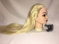 Болванка манекен натуральный волос