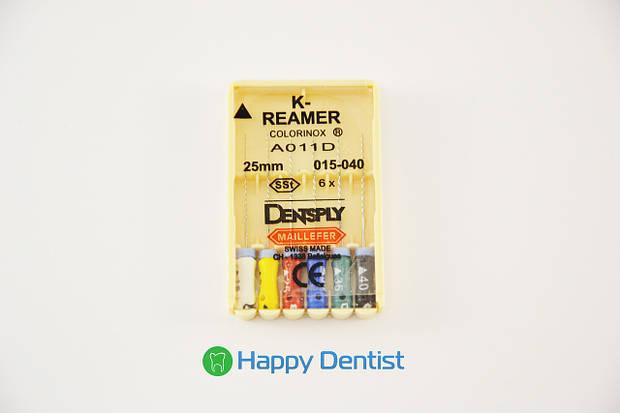 K-Reamer Dentsply 25 мм (к-римеры)