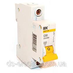 Автоматический выключатель ВА 47-29 1P  1 A 4,5кА х-ка B IEK