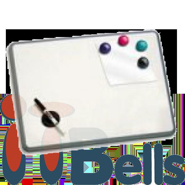 Маркерная доска для размещения кнопок