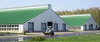 Строительство  сельхоз ферм