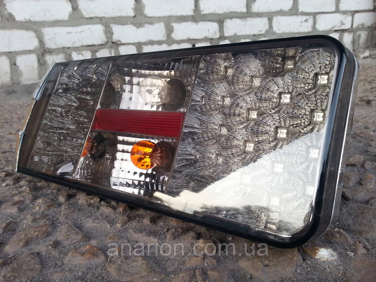Диодные задние фонари на ВАЗ 2106 Глаза паука №4 (Тайвань)