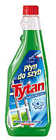 Средство для мытья стекол Tytan(нанотехнология) 750 мл, запас