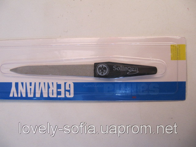 Пилочка металлическая Solingen 170 мм