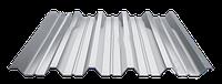 Профнастил ПН 44, оцинкованный (0,45мм толщина)