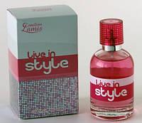 LIVE IN STYLE Creation Lamis Женская парфюмированная вода 95ml