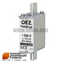 Предохранитель PNA000 10A gG (OEZ)