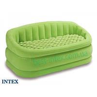 Intex 68573 (157х86х69 см.) без насоса. Надувной диван