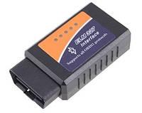 Адаптер для диагностики авто, OBD2 ELM327 WI-FI, диагностический автосканер, мультимарочный автосканер,