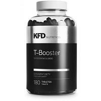 KFD Nutrition T-Booster - 180 табл. підвищує природний рівень тестостерона