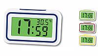 Говорящие Часы будильник KK 9905 TR, электронные настольные часы, многофункциональные часы, говорящие часы