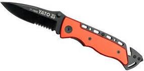 Нож складной YATO (YT-76052)