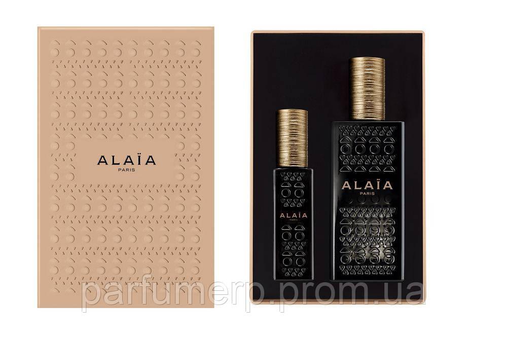 Alaia Paris Alaia (Парфюмированная вода 50ml + Парфюмированная вода 10 Mini)