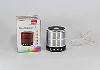 Мобильная Колонка SPS WS 887 +BT, портативная колонка, Bluetooth колонка, музыкальная MP3 колонка