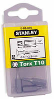 Биты Stanley Torx Т20-25 мм (25шт.)