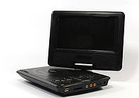 Портативный DVD Плеер 799 7,5 дюймов, DVD проигрыватель TV/USB/SD, двд плеер в автомобиль, переносной DVD