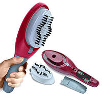 Щетка для окрашивания волос Hair Coloring Brush, расческа для окрашивания, щетка для окрашивания на батарейках