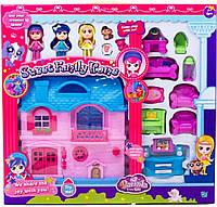 Кукольный дом с мебелью 60221АВ