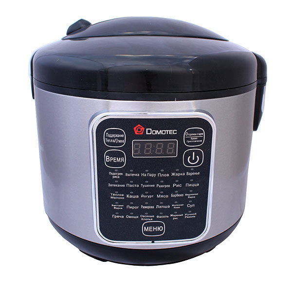 Мультиварка Domotec DT-519, Мультиварка на 45 программ, Мультиварка Домотек 519, Мультиварка на 5 литров - MegaSmart в Днепре