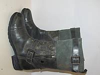 BUGATTI _Кожа _ Качественные стильные ботинки _ 39р _26см Н05