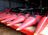 Жатка кукурузная Geringhoff Rotadisc RD 600 (2012)