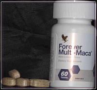 Перуанская Мака и другие энерготоники,  Forever Multi-Maca, США, 60 табл.