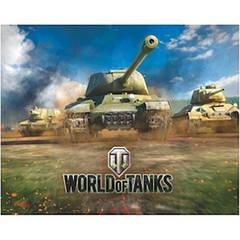 Коврик для мыши - World of Tanks PAD106 ( 250 Х 200 )