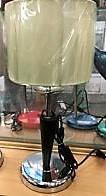 Декоративная настольная лампа SELENA-T белая