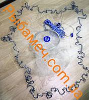 Кастинговая сеть парашют Фрисби из лески