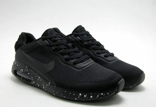 Кроссовки мужские Nike air max Space edition black