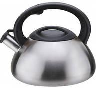 Чайник со свистком Con Brio СВ405 S, 3л., ИНДУКЦИЯ