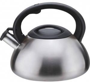 Чайник со свистком Con Brio СВ405 S, 3л., ИНДУКЦИЯ, фото 2