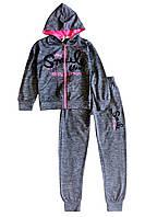 Спортивный костюм для девочки подростка; 134 размер