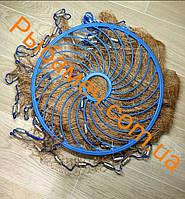 Кастинговая сеть Фрисби из кордовой нити (парашют скользящий)