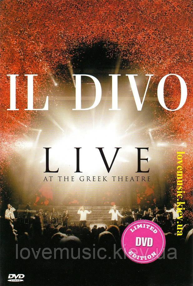 Il divo live at the greek theatre 2006 dvd - Il divo rejoice ...