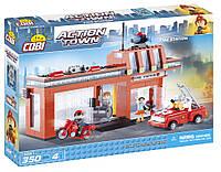 Конструктор Пожарная станция, серия Action Town, COBI