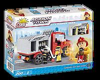 Конструктор Пожарная насосная машина, серия Action Town, COBI