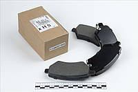 Тормозные передние колодки на Chery Eastar B11