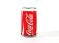 """Мобильная музыкальная колонкаSPS """"CocaCola"""", музыкальная колонка, портативная колонка, колонка с  FM радио"""