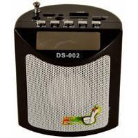 Мобильная Колонка SPS DS 002, музыкальная мини колонка, портативная колонка, колонка с FM радио