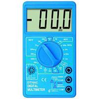Мультиметр DT 700C , портативный тестер, цифровой мультиметр, вольтметр амперметр, универсальний мультиметр