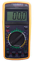 Мультиметр DT-9205A, Цифровой мультиметр, профессиональный мультиметр, мультиметр dt, профессиональный тестер