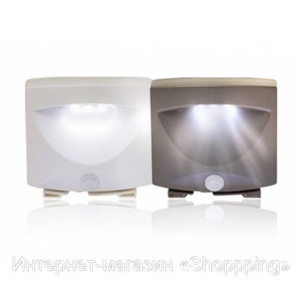 Универсальная подсветка Mighty Ligth, LED-подсветка, светильник с датчиком движения, светодиодный светильник - Интернет-магазин «Shoppping» в Днепре