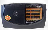 Радио KB 308 UKC, Радиоприемник переносной, FM приемник, FM-радио, портативный радиоприемник
