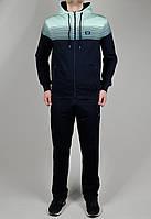 Спортивный костюм мужской MXC Тёмно-синий