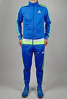 Спортивный костюм мужской Adidas Голубой