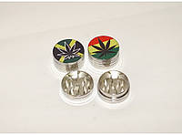 Гриндер для измельчения, гриндер металлический, гриндер для табака, измельчитель табака гриндер