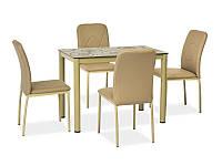 Стеклянный стол Damar
