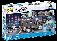 Конструктор Полицейское спецподразделение, серия Action Town, COBI