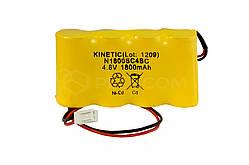 BAT-4V8 NiCD батарея для OS-36x, 4,8В, 4xSC, 1800мА